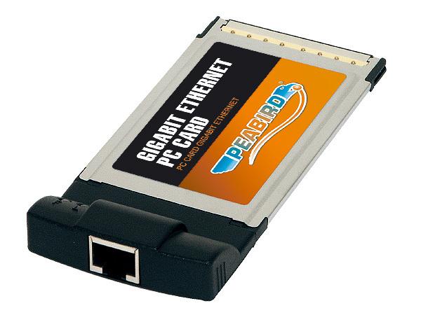 Ethernet Treiber