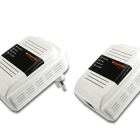 200 MBPS POWERLINE NETWORK ADAPTER KIT