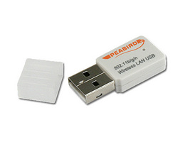 IEEE 802.11b/g/n WIRELESS USB ADAPTER